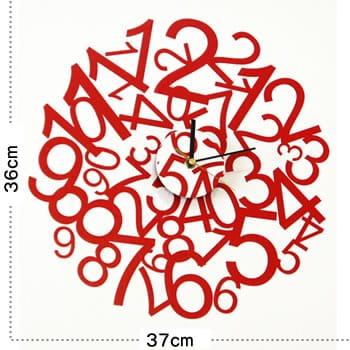 ウォールステッカー Tick-Tockシリーズ「Numerology」