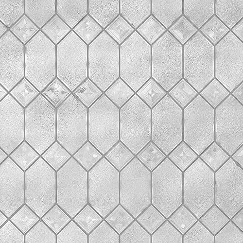 窓の目隠し・紫外線カット ステンドグラスシート
